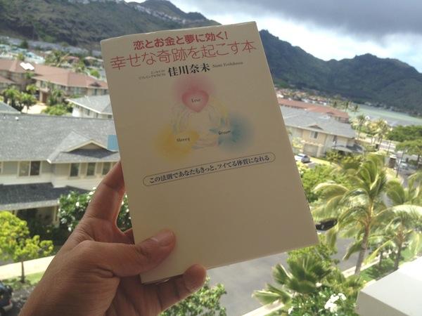佳川奈未の「恋とお金と夢に効く!幸せな奇跡を起こす本」