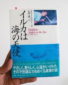テリー・ピニーの「イルカは海の天使」