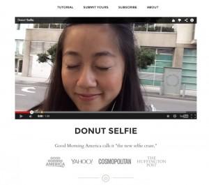 donutselfie